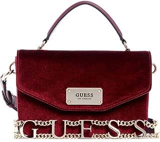 GUESS Womens Handbags, Red (Merlot) - VT745119