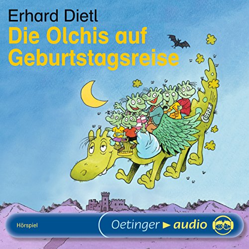 Die Olchis auf Geburtstagsreise                   By:                                                                                                                                 Erhard Dietl                               Narrated by:                                                                                                                                 Rainer Schmitt,                                                                                        Stephanie Kirchberger,                                                                                        Maritna Mank                      Length: 32 mins     Not rated yet     Overall 0.0
