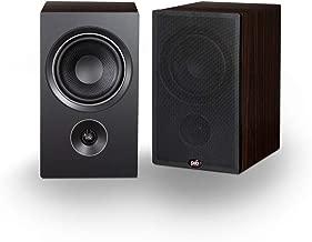 PSB Alpha P5 Bookshelf Speaker - Walnut