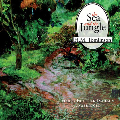 The Sea and the Jungle Titelbild