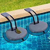 SPERPAND 2 Pack Animal Escape Ramp for Pool, Swimming Pool Accessories, Pool Critter Escape Ramps Use for Frogs, Ducks, Chipmunks, Critters