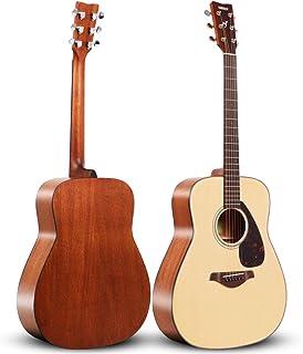 YAMAHA 雅马哈 FG800M 单板民谣木吉他 41英寸 哑光原木色 ?#22270;?#21402;琴包等玩琴大礼包