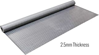 IncStores Nitro Commercial Grade Garage Flooring Rolls Coin & Diamond Roll Out Utiliy Floor Mats