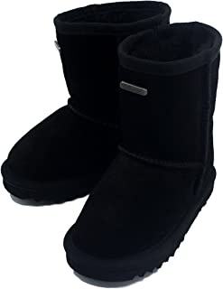 K.Signature Toddler(9months-4years) Veronica Classic Sheepskin Winter Boots