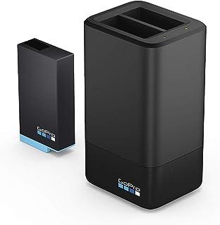 GoPro MAX Cargador de batería dual, color Negro