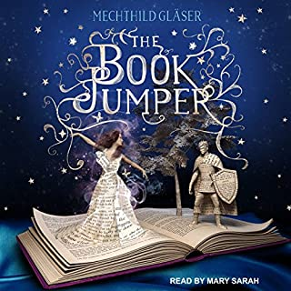 The Book Jumper cover art