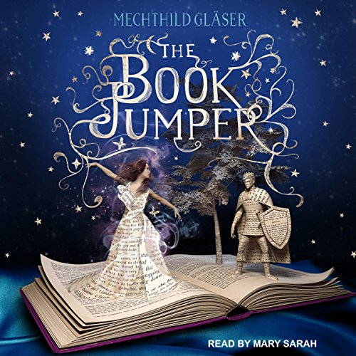 The Book Jumper audiobook cover art