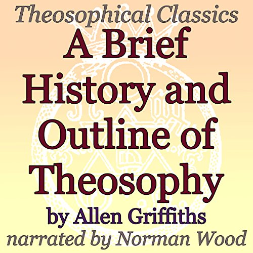 A Brief History and Outline of Theosophy cover art