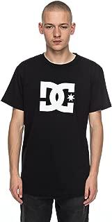 DC Men's Star Short Sleeve Logo Tee Shirt