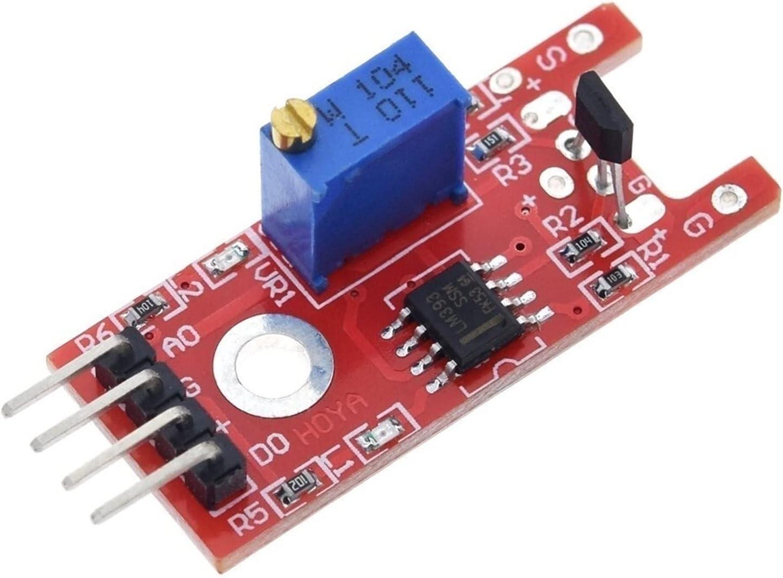 All items free shipping YSJJLRV Sensor Module Smart Electronics Elegant KY-024 Linear Magne 4pin