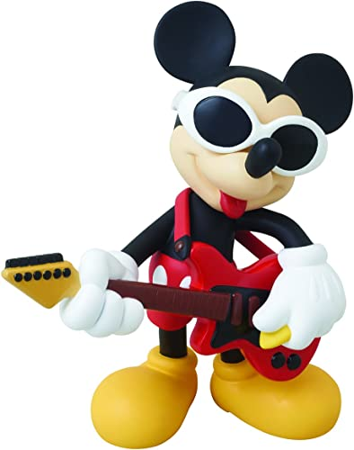 Disney VCD Vinyl Figur Gcourirge Rock Mickey Mouse 14 cm