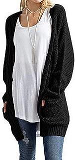Autumn Winter Women Long Sleeve Loose Knitting Cardigan Sweater Women Knitted Female Cardigan Pull Femme