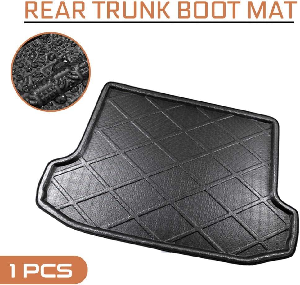 ZYHZJC Over item handling ☆ Car Trunk Mat for Toyota RAV4 Ca Rear Opening large release sale 2007-2012