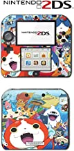 Yo-kai Watch Blasters: Red Cat Corps White Dog Squad Video Game Vinyl Decal Skin Sticker Cover for Nintendo 2DS System Console