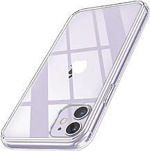 """Syncwire Coque Compatible avec iPhone 11 - Transparente Housse de Protection en Silicone Rigide Anti Choc Étuis 6,1"""" (2019) - Transparent"""
