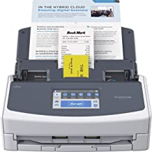 $449 » Fujitsu ScanSnap iX1600 Deluxe Versatile Cloud Enabled Document Scanner with Adobe Acrobat Pro DC for Mac or PC, White