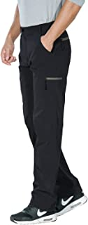 unitop Men's Lightweight Water Resistant Quick Dry Hiking Cargo Pants