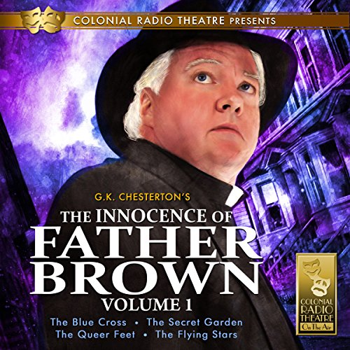 The Innocence of Father Brown Vol. 1 cover art