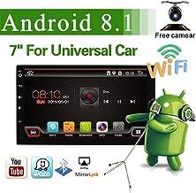 Latest Android 8.1 Car Radio 7