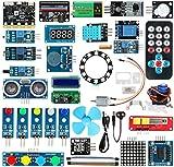Keywishbot Micro Bit Starter Kit, elektronisches Microbit Starter Kit für BBC Micro: Bit mit 33 Lektionen Tutorial