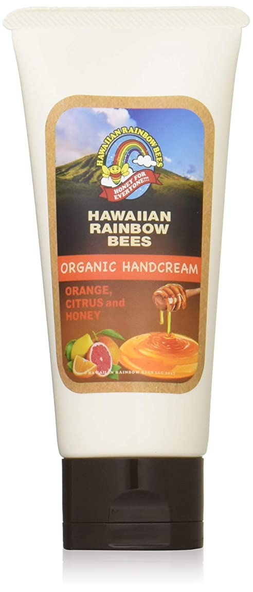 民族主義服を着る教育ハワイアンレインボービーズ オーガニックハンドクリーム OC 60g 72123042