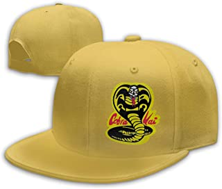 89e80f54 Amazon.com: Cobra Kai - Hats & Caps / Accessories: Clothing, Shoes ...
