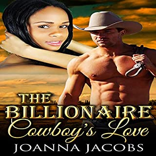 The Billionaire Cowboy's Love audiobook cover art