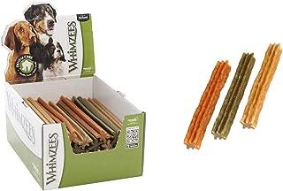 Whimzees Stix, Large, 25 Pack, Gluten Free Dog Dental Chews