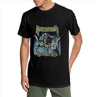 Nazareth ナザレス メンズ Tシャツ インナーシャツ メンズ 半袖 クルーネック Tシャツ 春 夏 秋 冬 シンプル オリジナル ファッション トップス