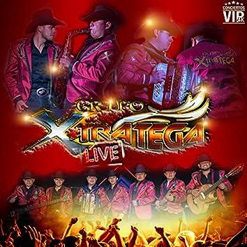 Conciertos Vip 4K: Xtratega (Live)