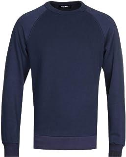 Diesel S-Kobler Felpa Navy Sweatshirt