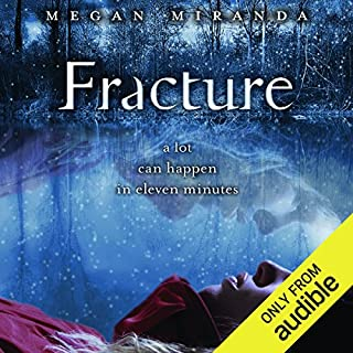 Fracture audiobook cover art
