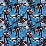 Springs Creative Marvel Comics-Captain America