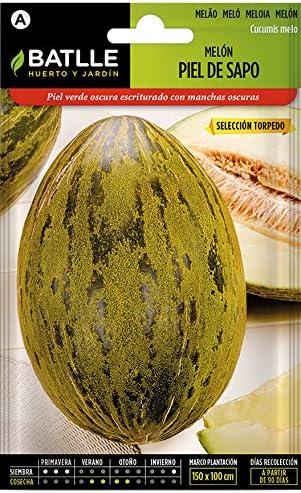 Semillas hortícolas de Batlle Melón Arizo 7g