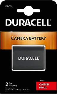 Duracell DRC2L Batterie pour Appareil Photo Numérique Canon NB-2L