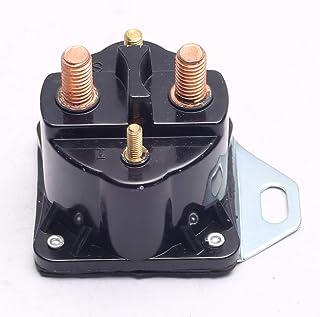 CENTAURUS 7.3L PowerStroke Diesel Glow Plug Glowplug Relay Solenoid Compatible with Ford F-250 F-350 F-450 F-550 E-350 - (Replace Part# F81Z-12B533-AC, F7TZ-12B533-CA3, F7TZ-12B533-A3)
