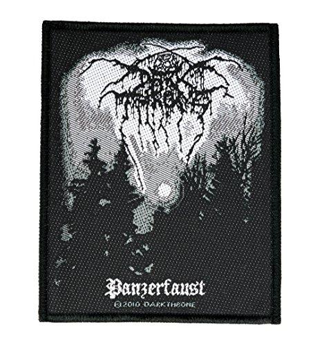 Darkthrone Aufnäher - Panzerfaust Patch - Gewebt & Lizenziert !!
