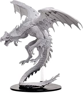 gargantuan white dragon