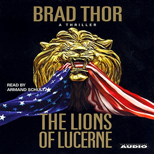The Lions of Lucerne audiobook cover art