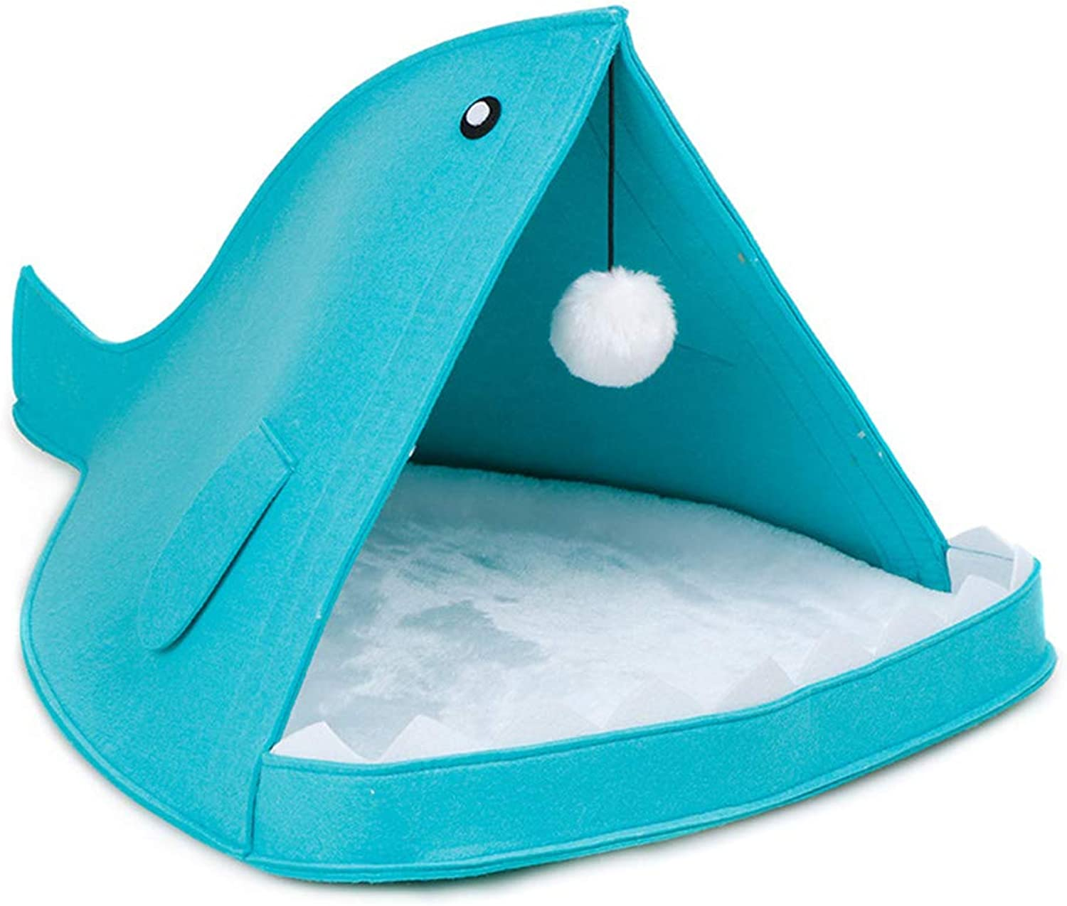 Cat Nest,pet Nest,removable Soft Cushion Mat Four Seasons Puppy Cave For Small Dogs Puppy Cats Rabbi