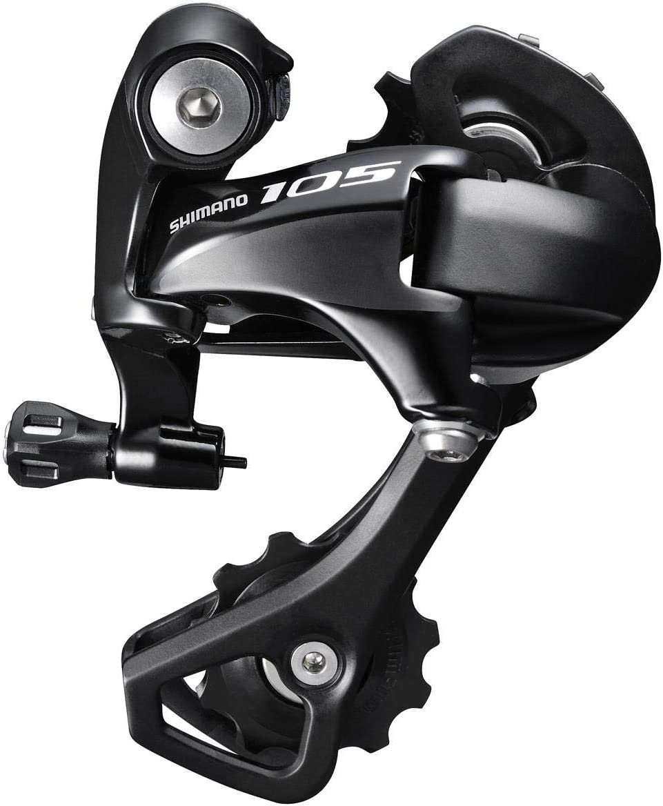 Shimano 105 RD-5800-SS 11Speed Rear Derailleur Short Cage-Compatible with R7000
