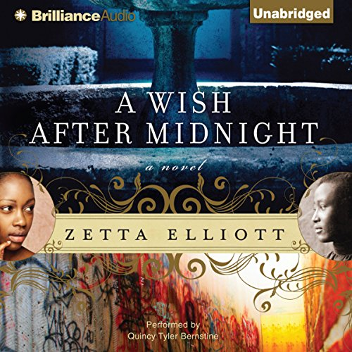 A Wish After Midnight audiobook cover art