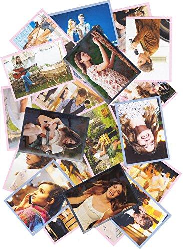 Tini Violetta Panini Movie Violettas Zukunft - 50 Sammelsticker gemischt - keine doppelten Bilder - Deutsche Ausgabe