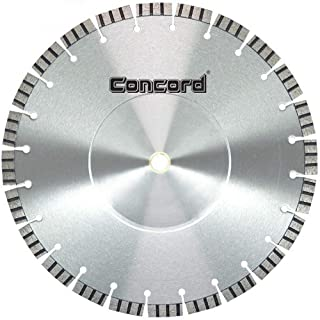Concord Blades LFC240C12HP 24 Inch Laser Welded Turbo Segmented Diamond Blade