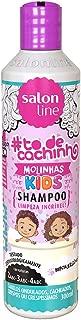 Shampoo Uso Diário 300ml to de Cacho Kids Unit, Salon Line