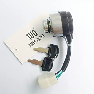 1UQ Electric Start Switch Ignition Key Switch For Eastern Tools Equipment ETQ Electric Start Gas Generator