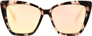 DIFF Charitable Eyewear - Becky II - Classic Cat Eye Sunglasses for Women