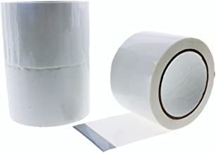 "3pk 3"" in x 60 yd White House Wrap Tape Sheathing Building Wrapping Housewrap Sheath Tape Insulation Seaming Plastic Sheet..."