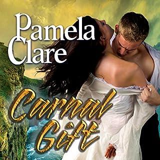 Carnal Gift audiobook cover art