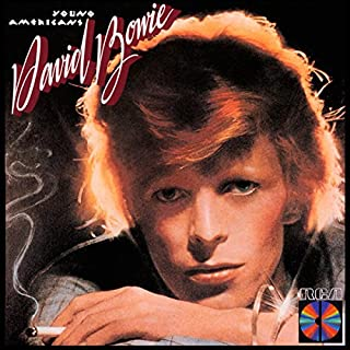 David Bowie - Young Americans. Japan Victor original CD issue.